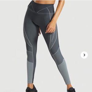 GYMSHARK turbo seamless leggings